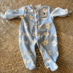 CARTERS Mommy's Big Guy Pajamas Size 3 Pre Owned